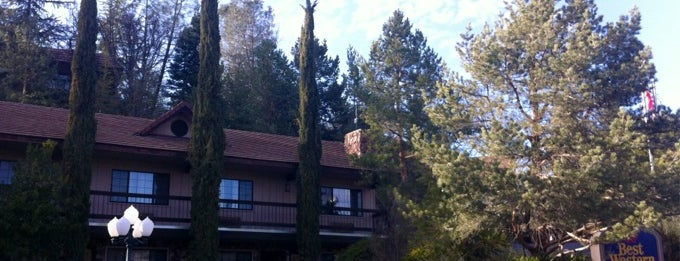 BEST WESTERN PLUS Yosemite Gateway Inn is one of Locais curtidos por ⓛⓔⓧ.