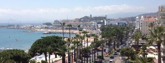 JW Marriott Cannes is one of Lieux qui ont plu à Joe.