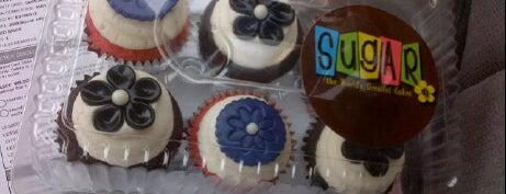 Sugar Custom Cake Shop is one of Oklahoma City OK To Do.