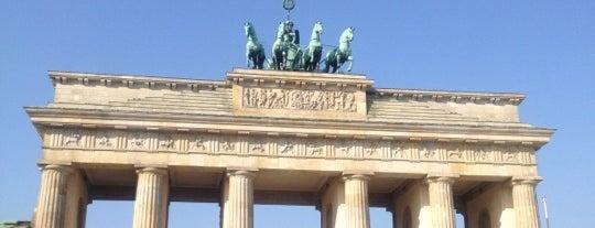 Brandenburger Tor is one of Berlin To-Do.
