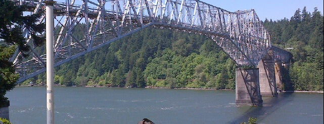 Bridge of the Gods is one of Oregon - The Beaver State (2/2).
