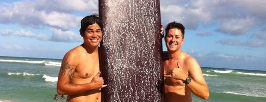 White Plains Beach is one of hawaii_oahu.