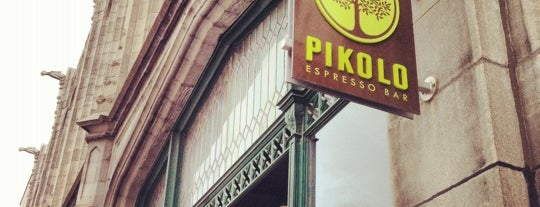 Pikolo Espresso Bar is one of Montreal.