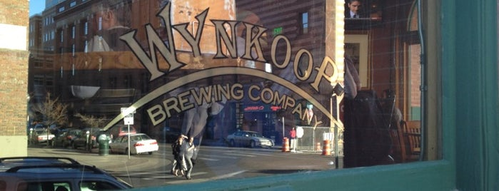 Wynkoop Brewing Co. is one of BrewDog Show Mentions.
