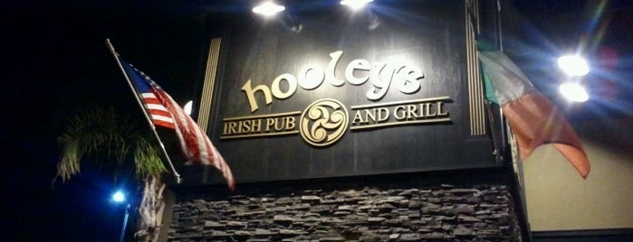 Hooley's Irish Pub is one of Good Eats San Diego.