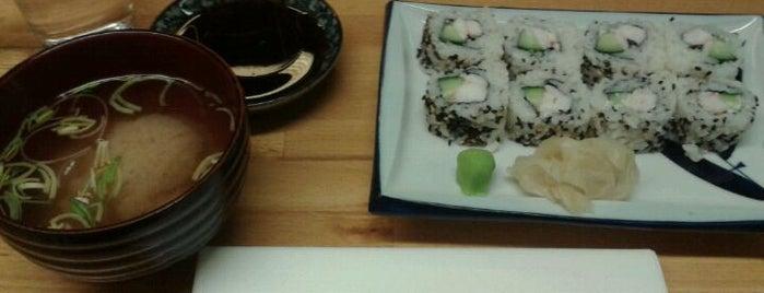 NoriSushi Bar is one of Sushi Sampler.