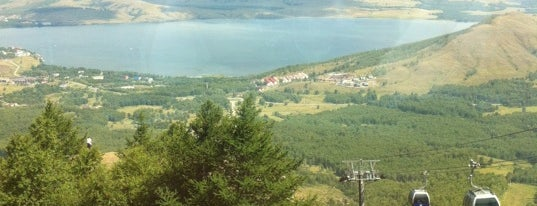 Горное ущелье is one of Tempat yang Disukai Vlad.