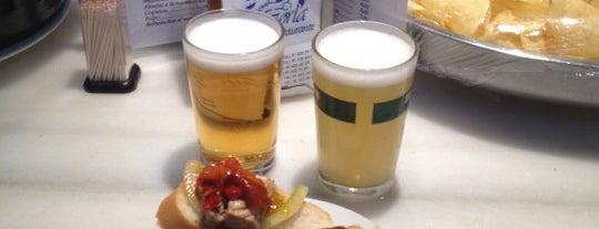 Taberna Cazorla is one of Tapas por Madrid.