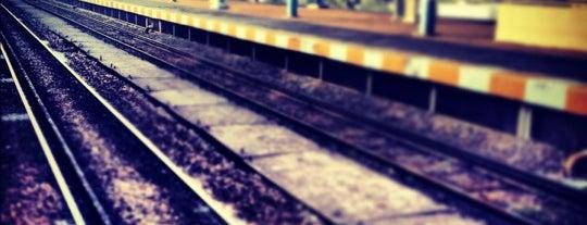 Söğütlüçeşme Tren İstasyonu is one of Lugares favoritos de Zeynep.