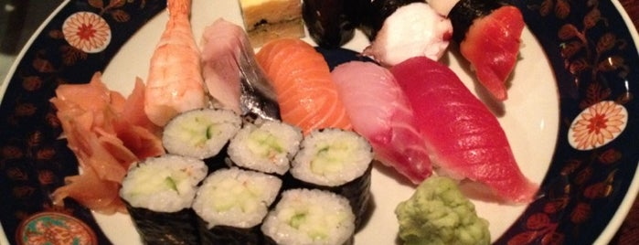 Sushi Sake is one of 50 Best Restaurants in Dallas -- 2013 edition.