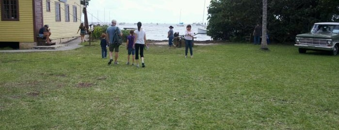 The Barnacle Historic State Park is one of Miami's Best Entertainment - 2013.