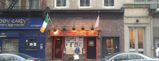 Eamonn's Irish Bar & Restaurant is one of #RallyDowntown Scavenger Hunt.