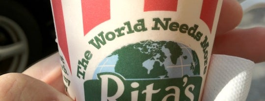 Rita's Water Ice is one of Best Cheap Food (College Student Guide).