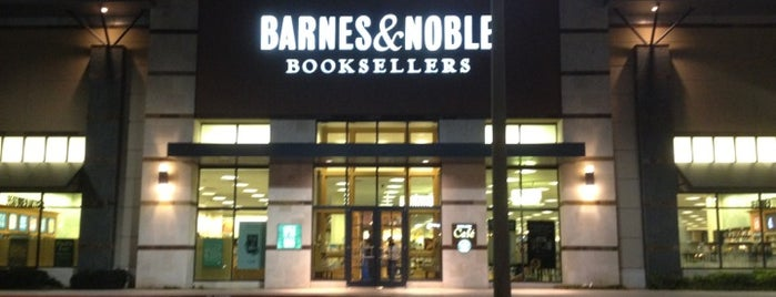Barnes & Noble is one of Houston.