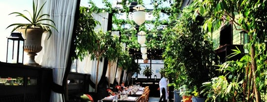 Gramercy Terrace is one of Bons plans NYC.