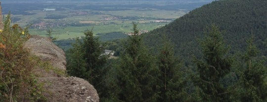 Mont Sainte-Odile is one of Lyon.