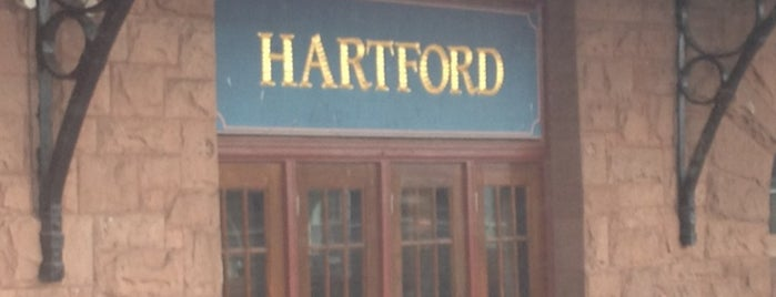 Hartford Union Station (HFD) - Amtrak is one of Connecticut.
