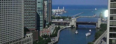 Hyatt Regency Chicago is one of Chicago IL todo.