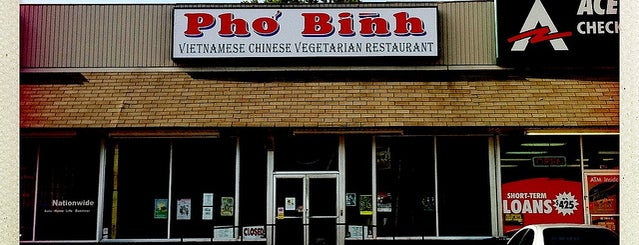 Pho Binh is one of Memphis.
