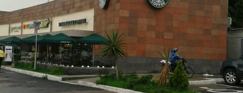 Starbucks is one of Cerca de casa.