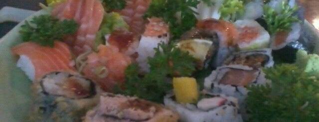 Zensei Sushi is one of Veja Comer & Beber ABC - 2012/2013 - Restaurantes.