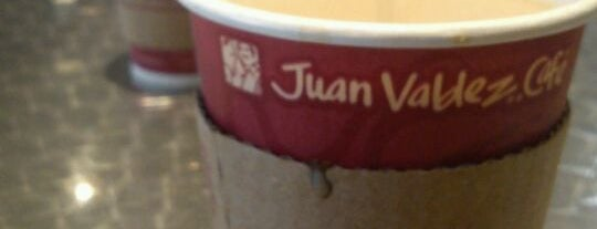 Juan Valdez Café is one of Alexandra 님이 좋아한 장소.
