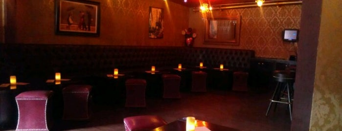 Seventy7 Lounge is one of [To-do] L.A..