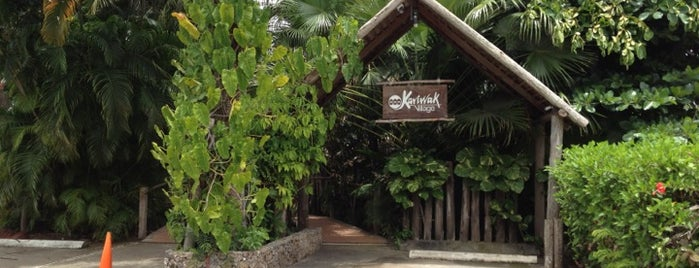 Kariwak Village Restaurant is one of Keep.