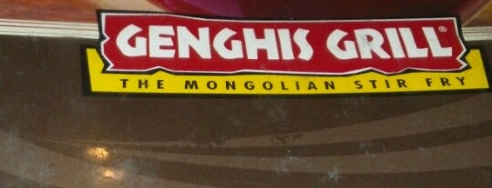Genghis Grill is one of Newbie in Houston.