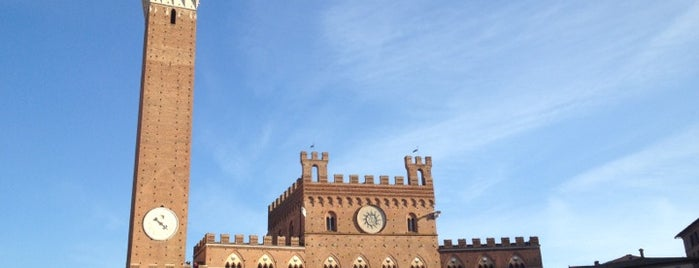 Piazza del Campo is one of Siena (Sienna).