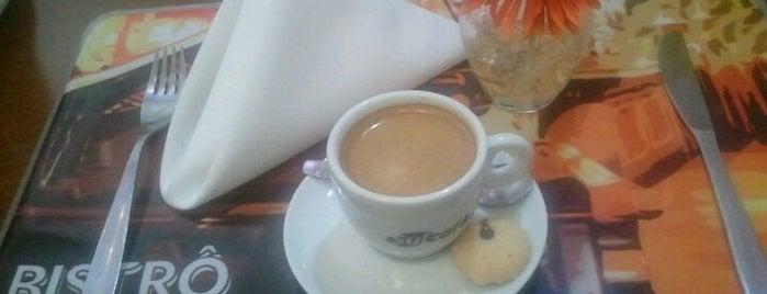 Café do MARGS is one of Coffee & Tea.