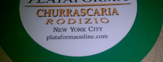 Churrascaria Tribeca is one of Eating & drinking in NYC.