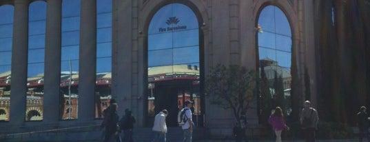 Fira de Barcelona is one of 101 llocs a veure a Barcelona abans de morir.