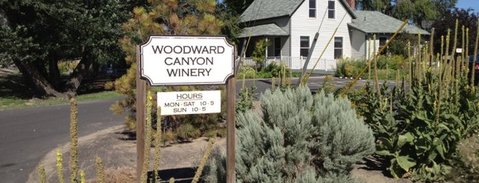 Woodward Canyon Winery is one of Wine Trip: Washington (2nd US wine country).