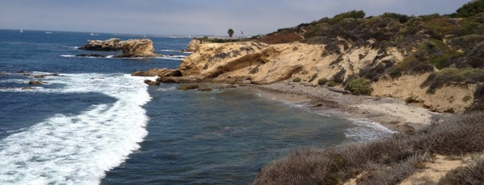 Crystal Cove Beach is one of CA.