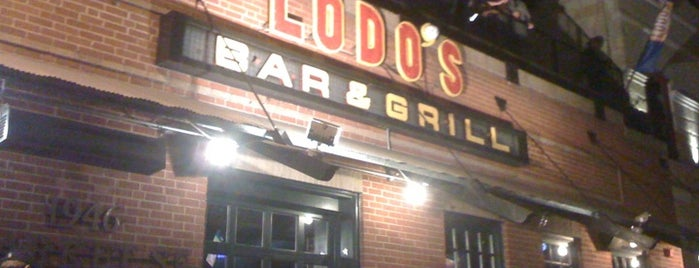 Lodo's Bar And Grill is one of Dives.