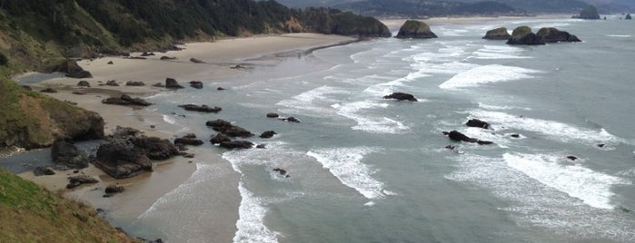 Ecola State Park is one of Road Trip: San Francisco to Portland.
