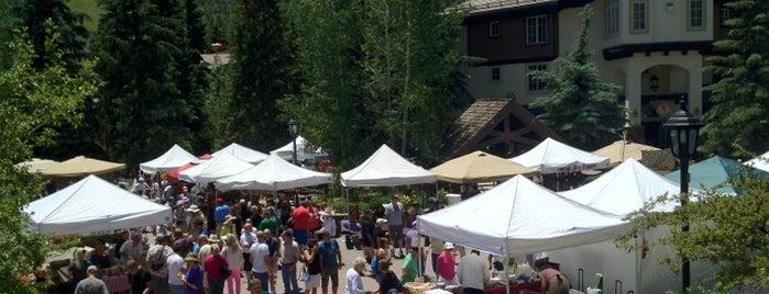 Vail Farmer's Market is one of Posti salvati di Meg.