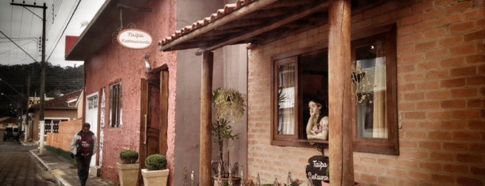 Taipa Restaurante is one of Enrique'nin Beğendiği Mekanlar.