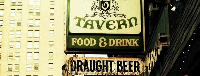 Oscar's Tavern is one of Foobooz Best 50 Bars in Philadelphia 2012.
