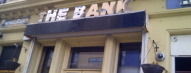 The Bank is one of Went Before 4.0.