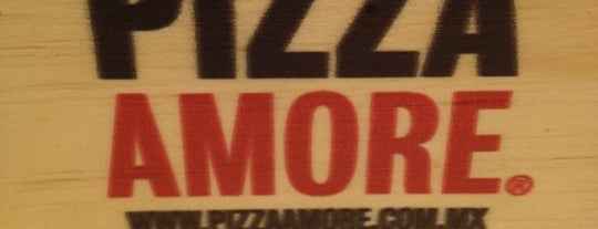 Pizza Amore is one of La Zona..