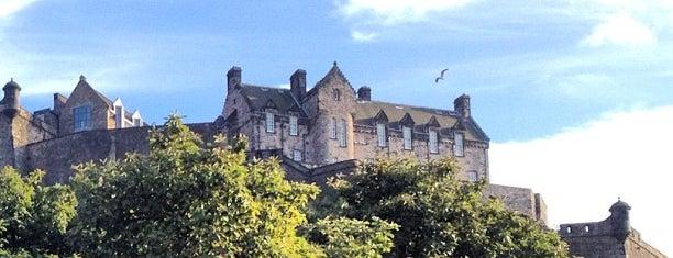 Castillo de Edimburgo is one of Sitios Internacionales.