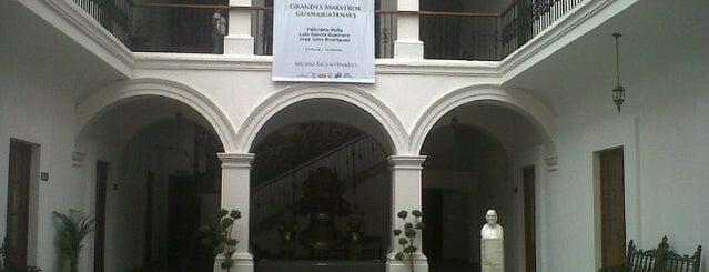 Museo del Bicentenario is one of San Miguel.