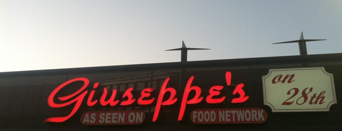 Giuseppe's on 28th is one of Lunch Break.