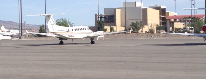 Henderson Executive Airport (HND) is one of Matt's Liked Places.