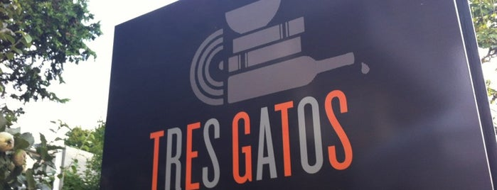 Tres Gatos is one of Restaurants.