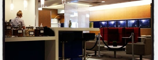 Delta Sky Club is one of EUA - Leste.