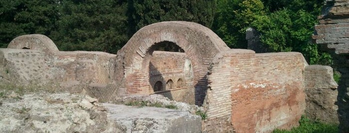 Ostia Antica is one of wonders of the world.