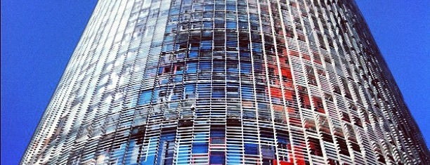 Torre Agbar is one of BARCELONA :: Best of BCN.